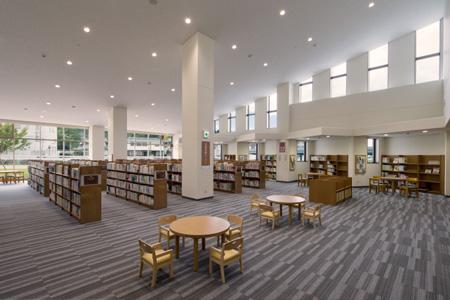 市立 図書館 武蔵野