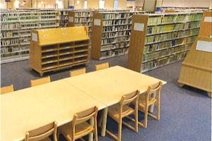 図書館 香里ケ丘